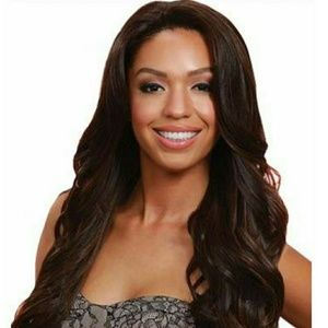 Bobbi Boss Synthetic Lace Front Premium Fiber Wig